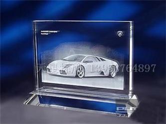 车模水晶纪念品